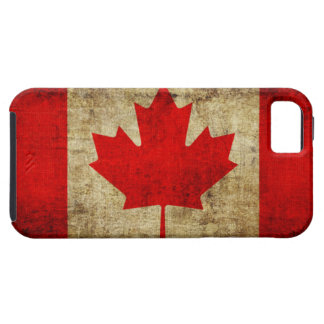 Canada Flag Case For The iPhone 5