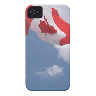 Canada Flag Case-Mate iPhone 4 Cases