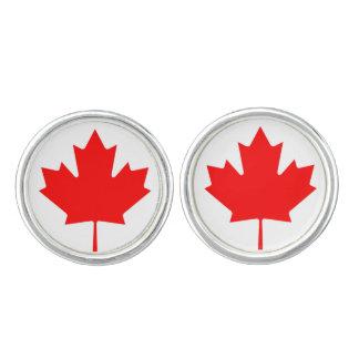 Canada Flag Cuff Links