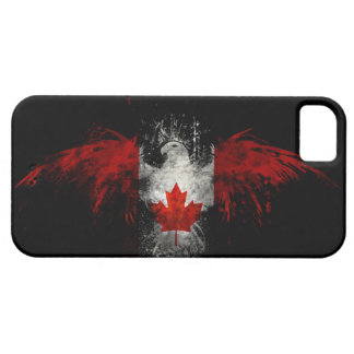 CANADA FLAG EAGLE CASE FOR THE iPhone 5
