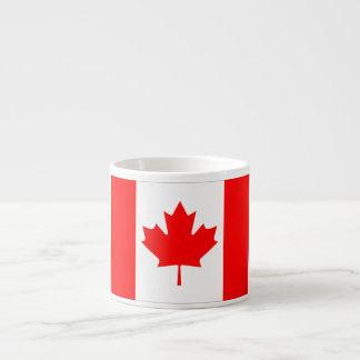 Canada Flag Espresso Mug