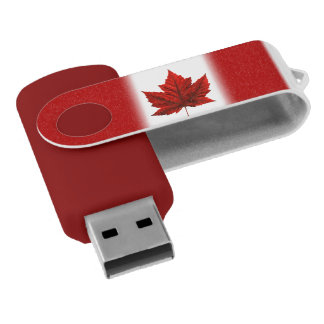 Canada Flag Flash Drive Canada Souvenirs