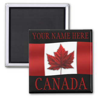 Canada Flag Fridge Magnet Canada Maple Leaf Magnet
