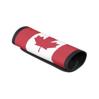 Canada Flag Luggage Handle Wrap