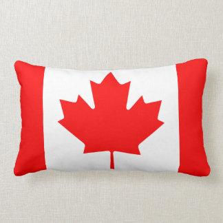 Canada Flag Lumbar Pillow