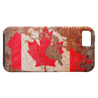 Canada Flag map iPhone 5 Cover