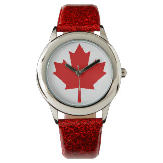 Canada  Flag maple leaf Lighthouse Route Watch