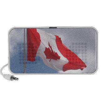 Canada Flag Mini Speakers