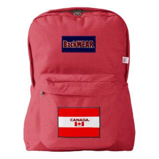 Canada Flag Modern Designer backpacks Buy Online Backpack
