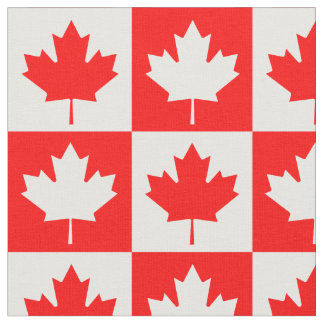 Canada flag quality fabric