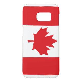 Canada flag samsung galaxy s7 case