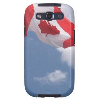 Canada Flag Samsung Galaxy SIII Covers