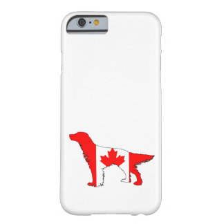 Canada Flag Setter Barely There iPhone 6 Case