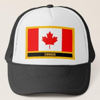Canada Flag Trucker Hat