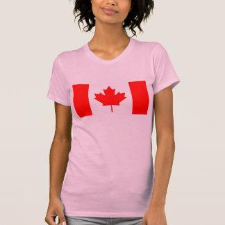 CANADA FLAG TSHIRT