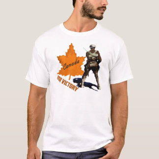Canada For Victory T-Shirt