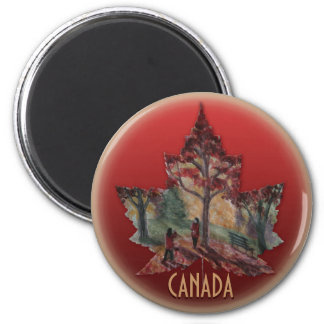 Canada Fridge Magnet Canada Maple Leaf Magnets
