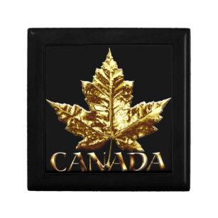 Maple Leaf Gift Boxes Keepsake Boxes Zazzle Ca