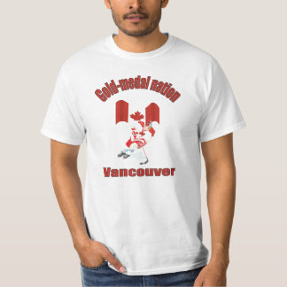 Canada Gold Medal Winners T-Shirt
