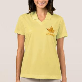 Canada Golf Shirt Women's Canada Varsity Shirts