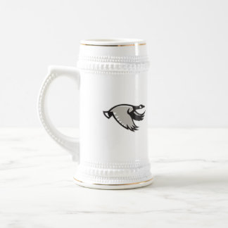 Canada Goose Flying Retro Beer Stein