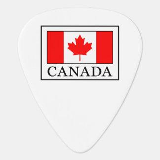 Canada Guitar Pick
