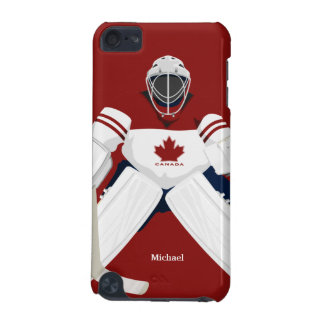 Canada Hockey Team Goalie iPod Touch 5 Case