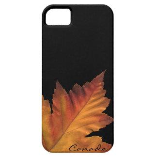 Canada IPhone 5 Case Canada Autumn Maple Leaf Case