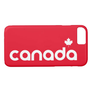 Canada iPhone 7 Case