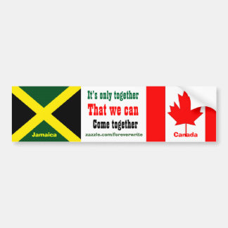 canada jamaica relationship with the united