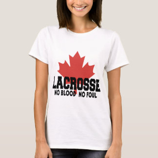 Canada Lacrosse Canadian T-Shirt