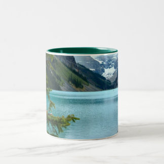Canada lake louise mug