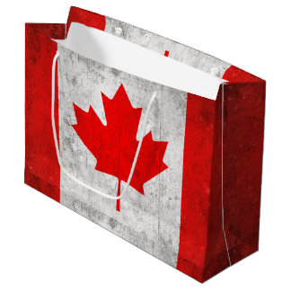 Canada Large Gift Bag