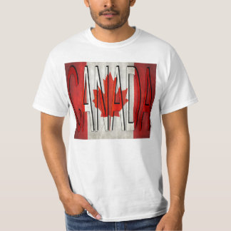 Canada Large Two Tone T-Shirt