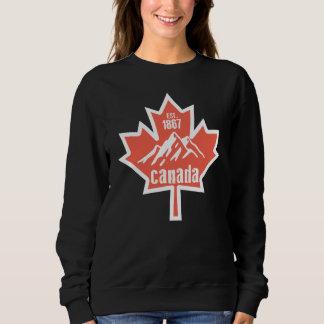 Canada Leaf Sweatshirt