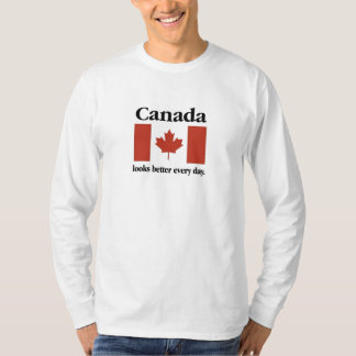 Canada looks better T-Shirt