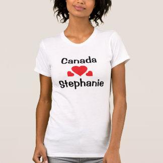 Canada loves Stephanie T-Shirt