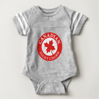 Canada Lucky Charm Luck ED. Series Baby Bodysuit