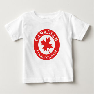 Canada Lucky Charm Luck ED. Series Baby T-Shirt