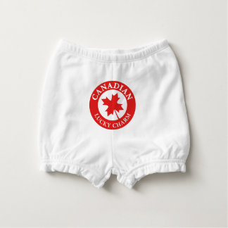 Canada Lucky Charm Luck ED. Series Diaper Cover