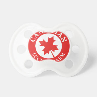Canada Lucky Charm Luck ED. Series Pacifier