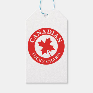 Canada Lucky Charm Luck ED. Series Pack Of Gift Tags
