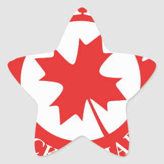 Canada Lucky Charm Luck ED. Series Star Sticker