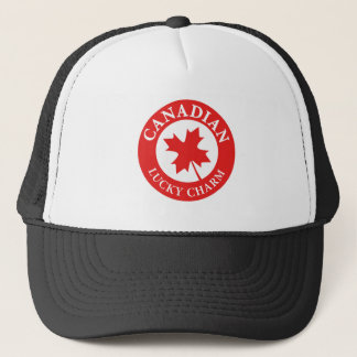 Canada Lucky Charm Luck ED. Series Trucker Hat