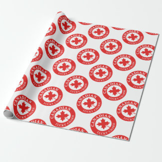Canada Lucky Charm Luck ED. Series Wrapping Paper