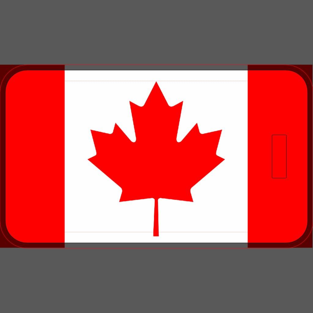 Canada Luggage Tag Canada Luggage Tag | Zazzle