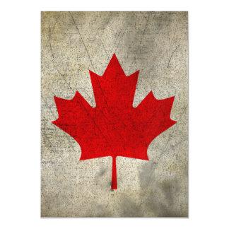 Canada Magnetic Invitations
