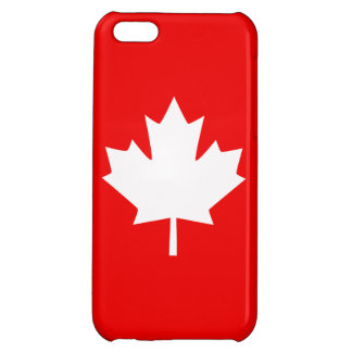 Canada Maple Leaf 1867 Anniversary 150 Years Case For iPhone 5C