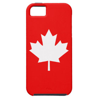 Canada Maple Leaf 1867 Anniversary 150 Years iPhone 5 Case