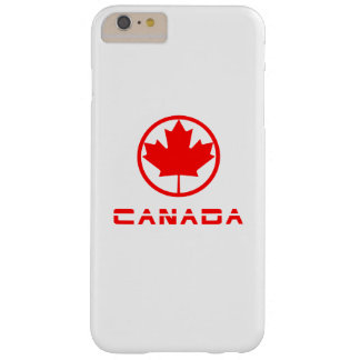 Canada Maple Leaf Barely There iPhone 6 Plus Case